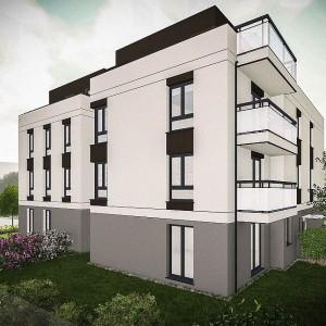 Modrzejówka. Zaciszne mieszkania w krakowskim stylu