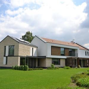 Jak wygląda pierwszy w Polsce dom z systemem bezokapowym?