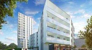 Apartamenty Mogilska rosną zgodnie z planem