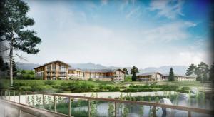 Lake Hill Resort & Spa. Inwestycja z dobrym widokiem