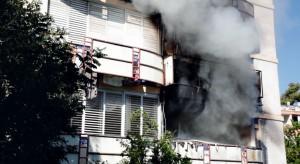 Jak uchronić się przed dymem w razie pożaru mieszkania?