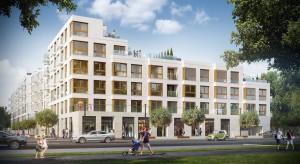 Apartamenty Krasińskiego II. Mieszkańcy odbierają klucze