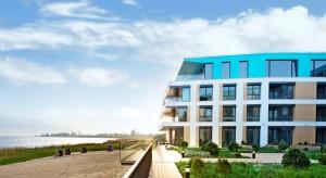 Nowy apartamentowiec nad Zatoką Pucką