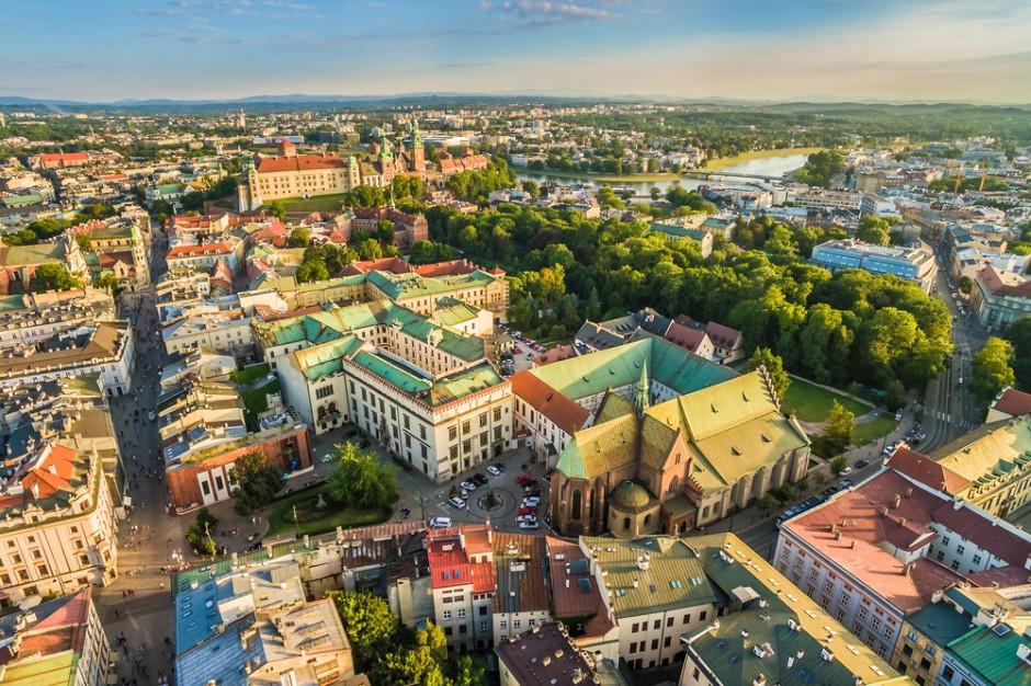 W Krakowie brakuje miejsca pod projekty deweloperskie