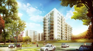 Rozpoczęto przedsprzedaż mieszkań osiedla Panoramika