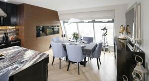 Zobacz apartament w stylu klasycznym