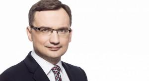 Ziobro: zarzuty ws. reprywatyzacji w Warszawie to wierzchołek góry lodowej