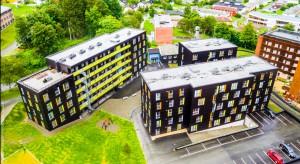Unibep podbija skandynawski rynek mieszkań modułowych