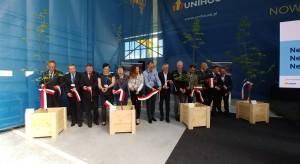 Nowa hala Unihouse. Firma zwiększa moc i szuka ludzi do pracy