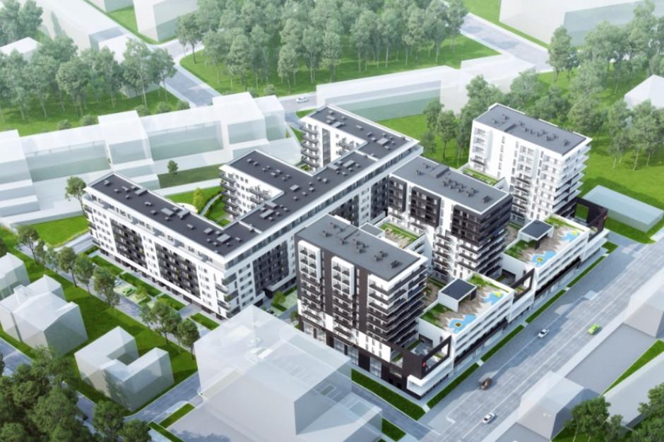 Wzrost sprzedaży mieszkań w Łodzi wyniósł 20 proc.