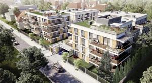 Na Ochocie powstają apartamenty przy parku Szczęśliwickim