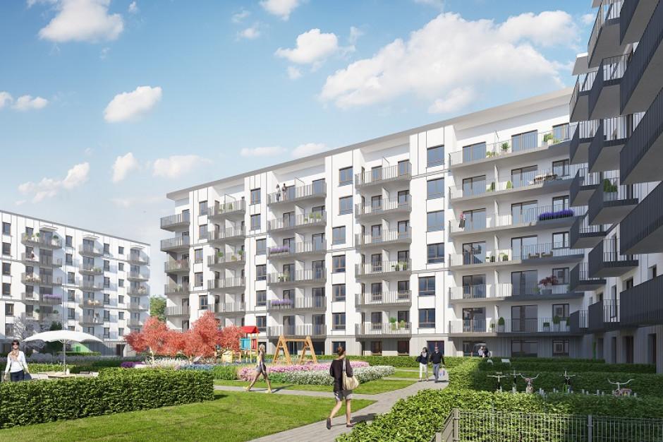 Port Żerań: kolejne 300 mieszkań na warszawskiej Białołęce