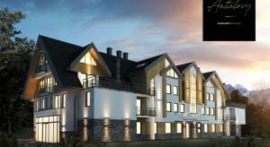 W Zakopanem powstaje aparthotel od Metropolitan Investment