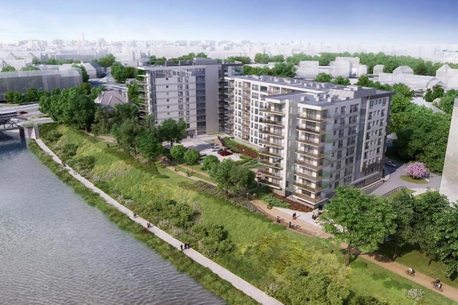 Archicom z wykonawcą kolejnego etapu River Point we Wrocławiu