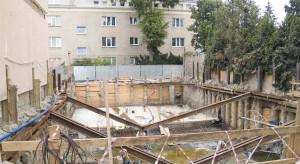Lubartowska 20: kolejna relacja z placu budowy