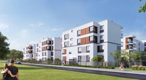 Ponad połowa mieszkań na osiedlu Ryżowa Park ma już właścicieli