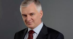 Jarosław Gowin: energia z wiatru jest najtańsza