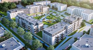 Dobiega końca budowa osiedla Barciński VI. W centrum Łodzi powstają 133 mieszkania