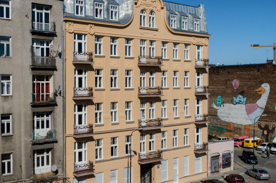 Magmillon przywrócił życie Kamienicy Rybaka przy Brzeskiej w Warszawie