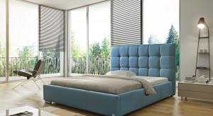 Przytulna sypialnia w holenderskim stylu