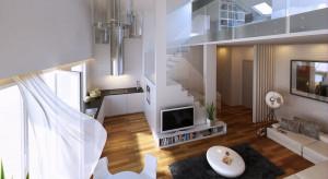 Antresola - kreatywna przestrzeń w mieszkaniu