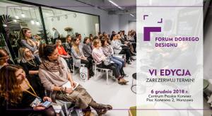 Forum Dobrego Designu. Oto goście specjalni wydarzenia