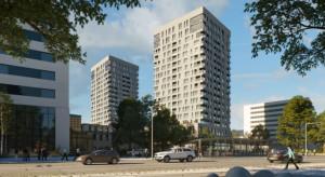 Dwie wieże. Sokolska 30 Towers w centrum Katowic
