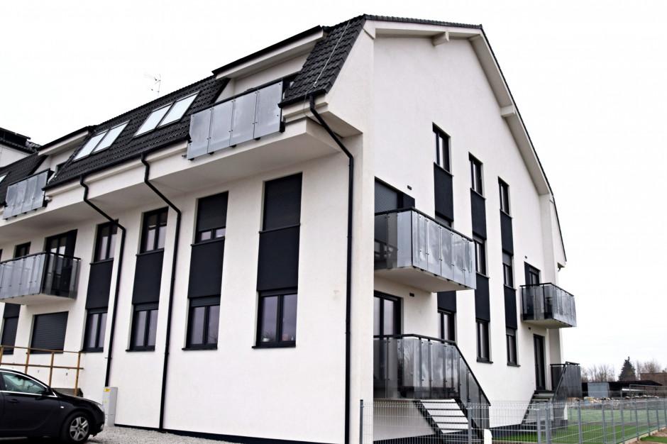 Zakończyła się budowa inwestycji Zalasewo Park