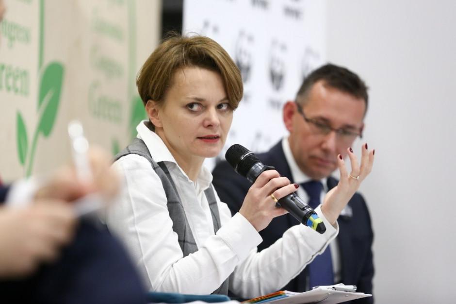 Prezydenci miast z zadowoleniem o spotkaniu z wicepremier Jadwigą Emilewicz