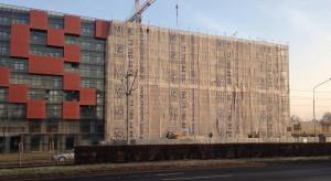 Pixel House w centrum Wrocławia –  w kwietniu zakończy się budowa trzeciego etapu
