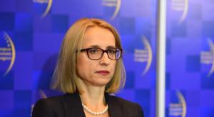 Minister finansów Teresa Czerwińska: Polskę czeka spowolnienie wzrostu PKB