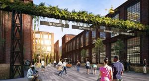 Echo Investment zmieni oblicze dawnej fabryki Karola Scheiblera