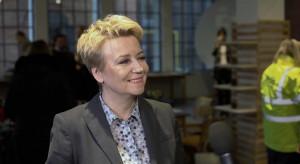 Hanna Zdanowska, prezydent Łodzi: unikatowy charakter miasta przyciąga młodych ludzi i inwestorów