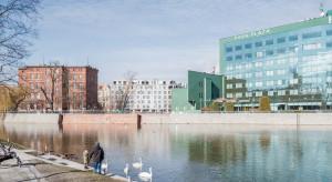 Niedokończona konstrukcja we Wrocławiu stanie się nowoczesnym apartamentowcem