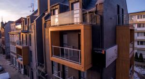 Budnex  - deweloper mieszkaniowy zrealizował swój pierwszy hotel
