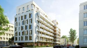 Ostatnie piętro Rezydencja Barska na stołecznej Ochocie już wybudowane