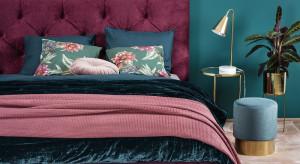 Aranżacja sypialni: postaw na grę kontrastów