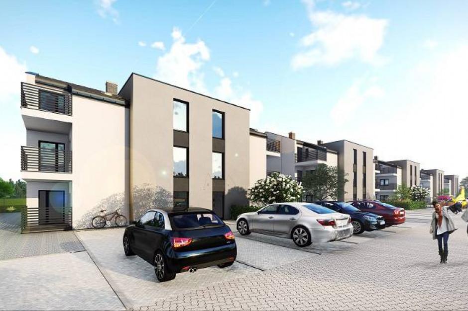 W Lesznie powstają nowe apartamenty