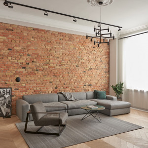 Tak urządzono luksusowy apartament w Poznaniu