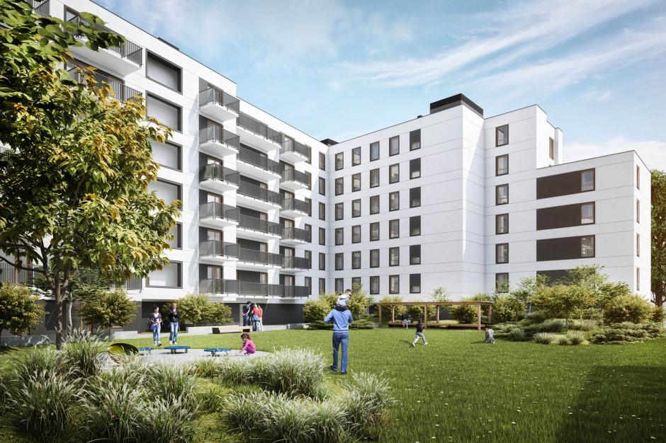 Wielofunkcyjna inwestycja powstaje na warszawskiej Woli
