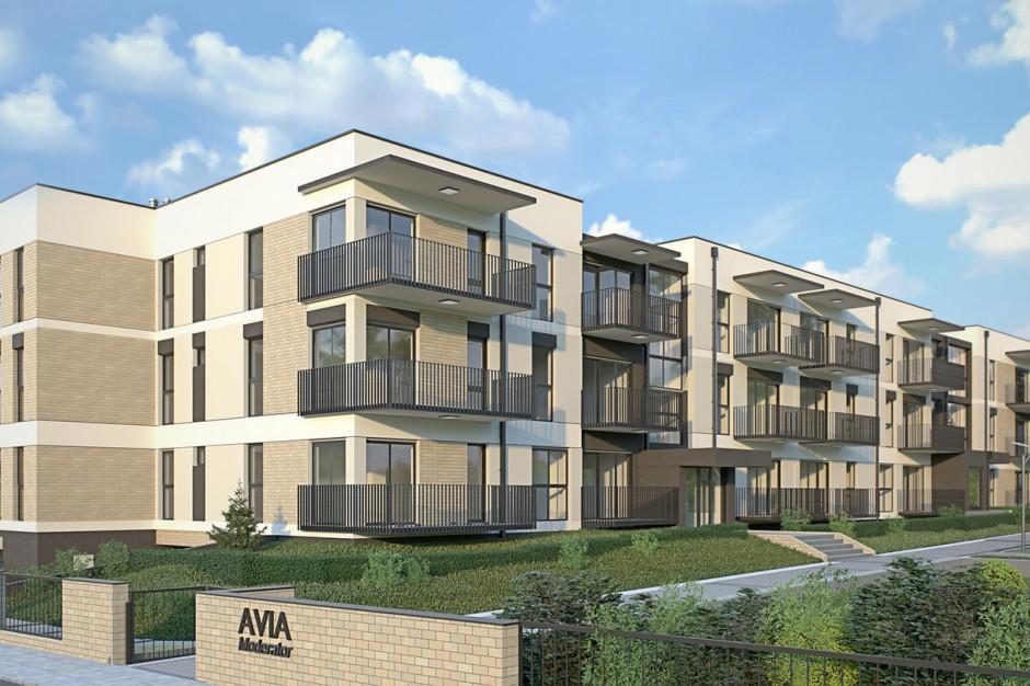 Avia: osiedle przyjazne rodzinie powstaje w Bydgoszczy