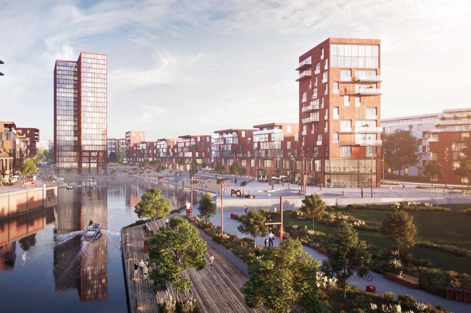 Erbud z umową na budowę kolejnego etapu Portu Popowice