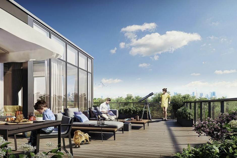 Dom Development rozpoczął sprzedaż nowego etapu Mariny Mokotów