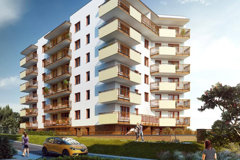 Jantarowa 16: w Lublinie rosną nowe mieszkania