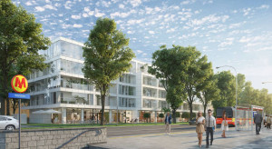 Woronicza Apartments: inwestycja przy metrze Wierzbno