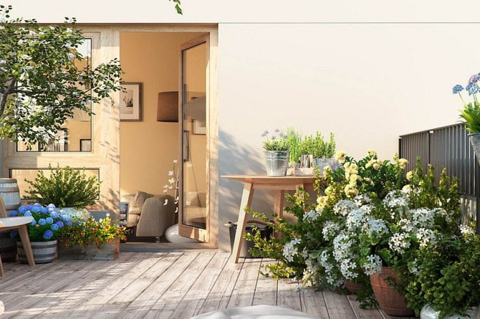 Branża mieszkaniowa odrabia zadanie z ekologii. Zielone mieszkania coraz dostępniejsze