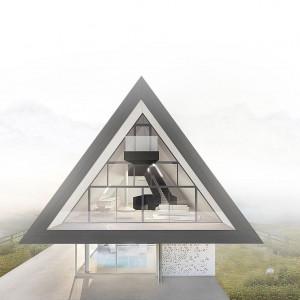 Dom pod Giewontem. Zobacz niesamowity projekt w Kościelisku