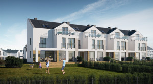 Nowy etap osiedla Wróbla Staw Domy w sprzedaży