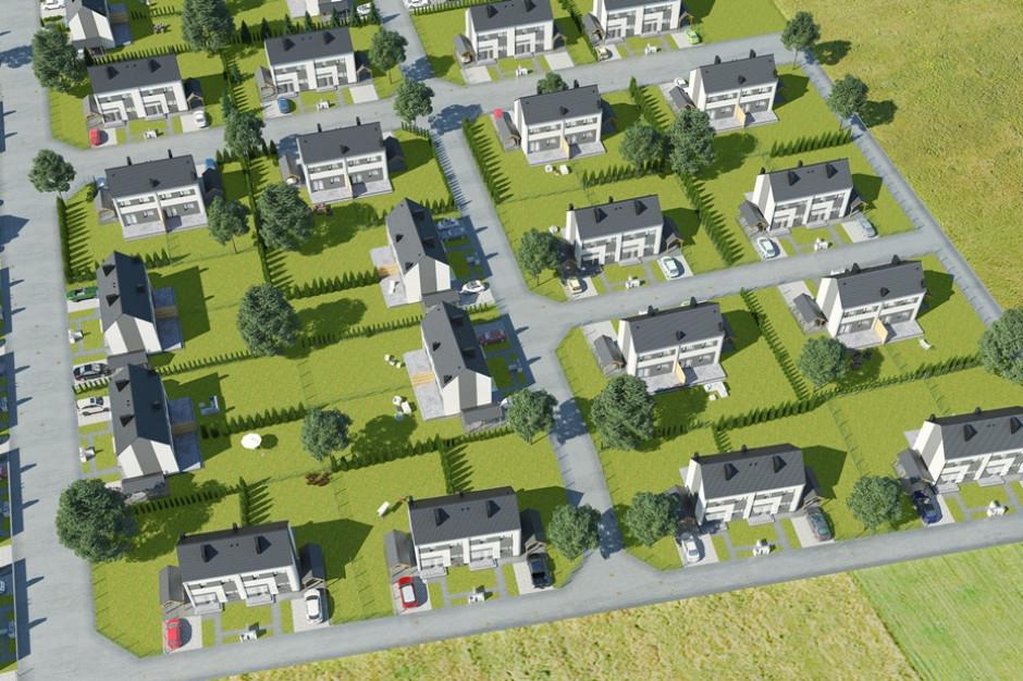 Jeszcze więcej domów w Rabowicach. Ruszyła sprzedaż IV etapu
