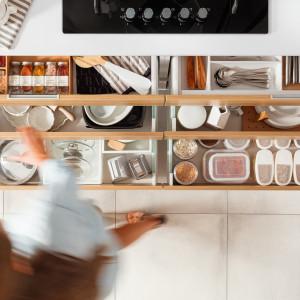 Kuchnia podzielona na strefy. Jak dobrać systemy